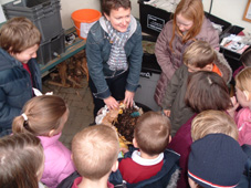 A session on composting