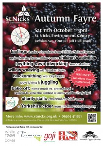 Autumn Fayre poster