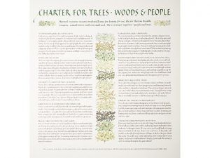 Woodland Trust's Tree Charter