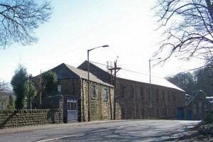 A former British paper mill (c.1800) based in Oughtibridge, South Yorkshire.