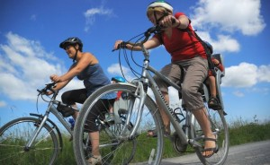 a Sustrans ride (photo by Sustrans)