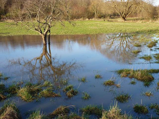 December 2015 flood at St Nicks