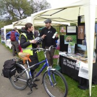 Yorkshire Wildlife Trust stall