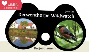 Derwenthorpe Wildwatch project header