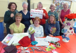 Eco-Crafters thank Ambiente