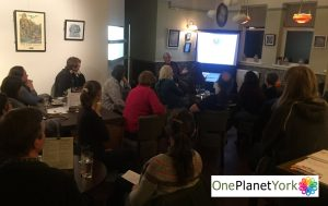 One Planet Mingle March 2017