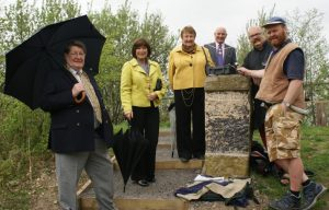 2010 Lord Mayor & Civic Party visiting John Lally Wood