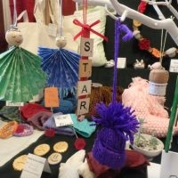 other crafty items made by Eco-Crafters on offer at the Centre