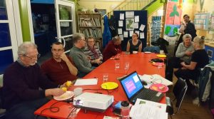 Sustrans volunteer training