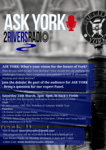 Ask York flier