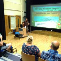 Jonathan's talk about Meadow Keepers