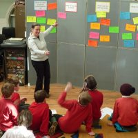 Rillington School education visit