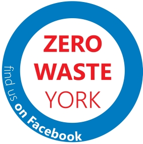 Zero Waste York logo