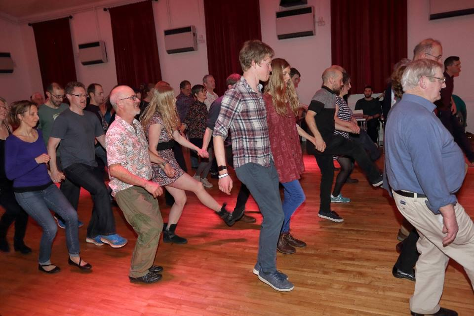 Ceilidh 2019, by L. Outing