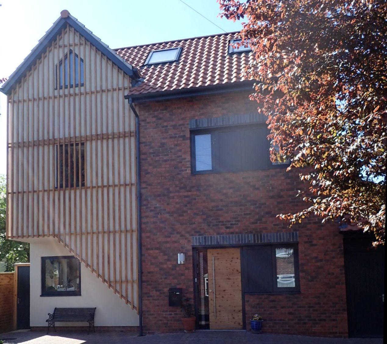 Passivhaus in Fulford