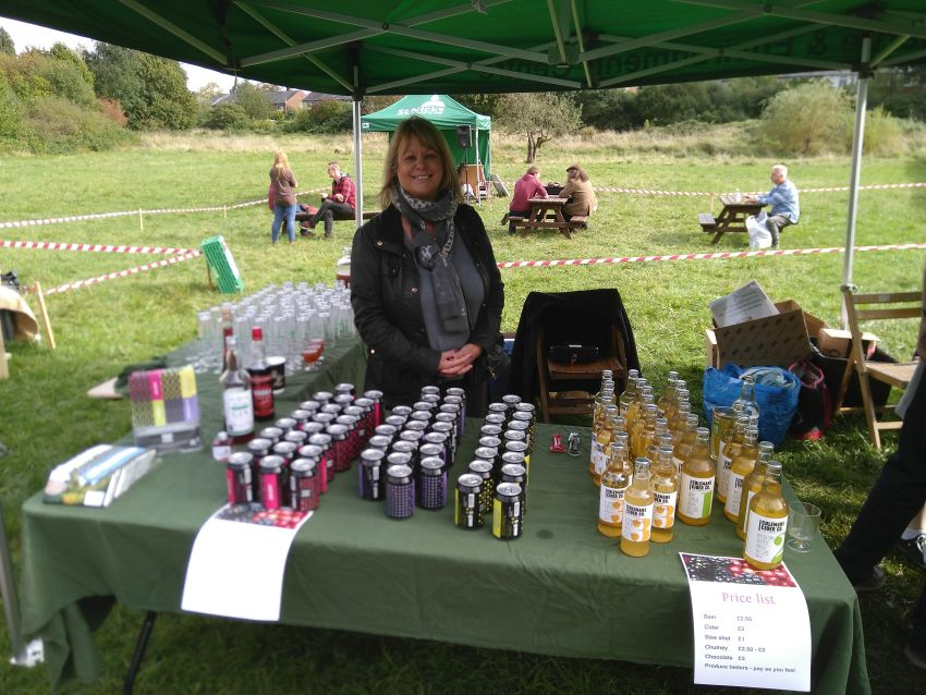 Autumn Fayre 2019 - drinks stall