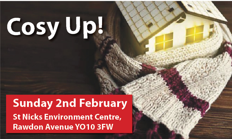 Cosy Up! poster