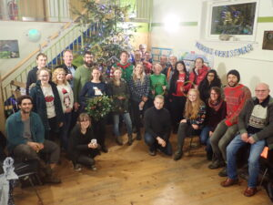 Picture of Volunteers at Environment Centre