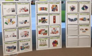 TerraCycle collection point at Tiphaine's workplace