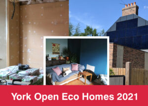 YOEH 2021- retrofitted homes featuring in the event